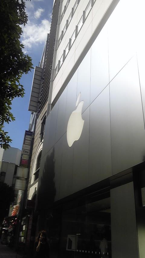8月:Apple Store